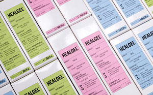 HealGeal Productos